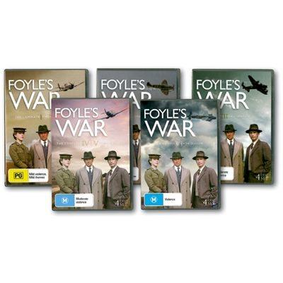 Foyle's War - Complete Season 6