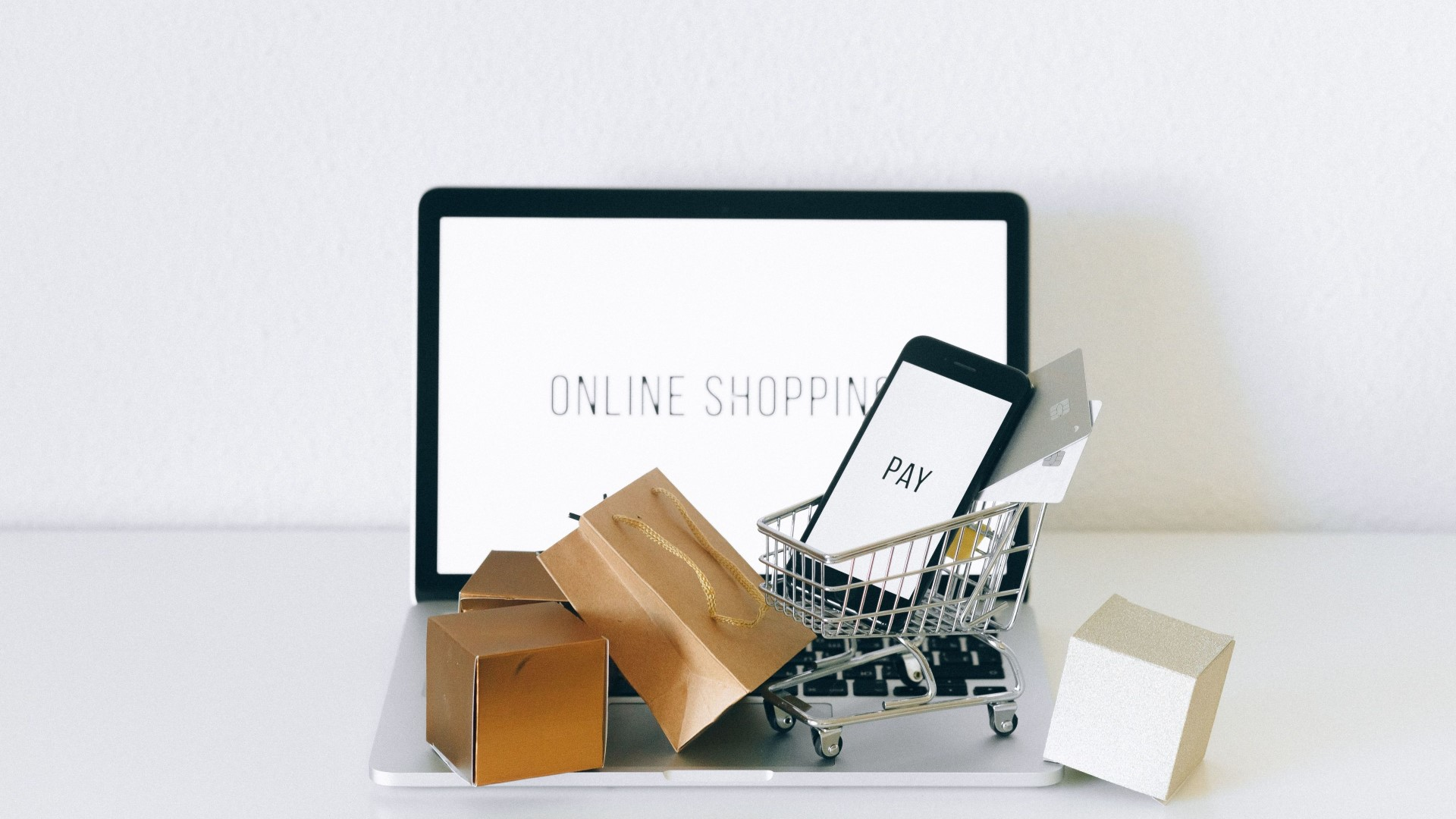 Online Shopping OJAM slider