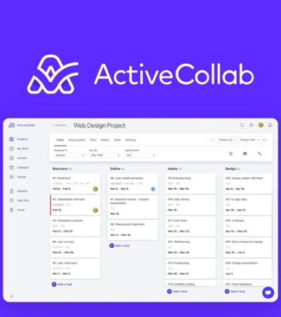 ActiveCollab Lifetime Deal for $59