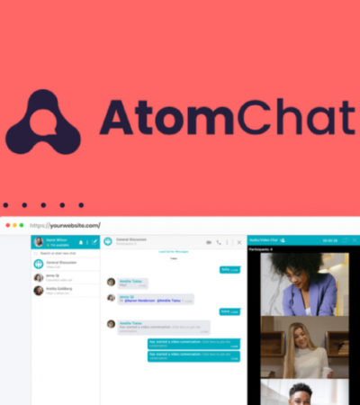 AtomChat Lifetime Deal for $49