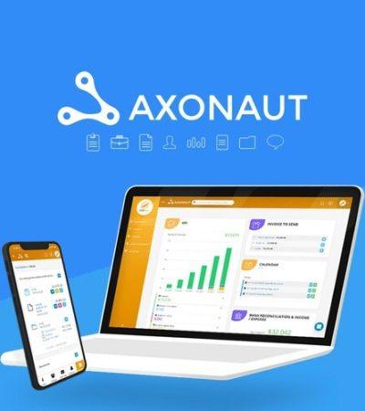 Axonaut Lifetime Deal for $59