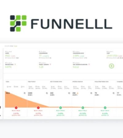 Funnelll Lifetime Deal for $49