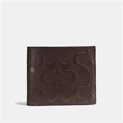 Fashion 4 - 3-IN-1 WALLET IN SIGNATURE LEATHER