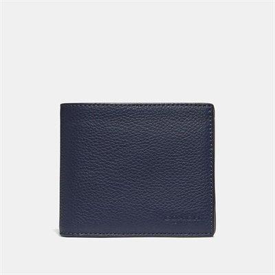 Fashion 4 - 3-In-1 Wallet In Colorblock