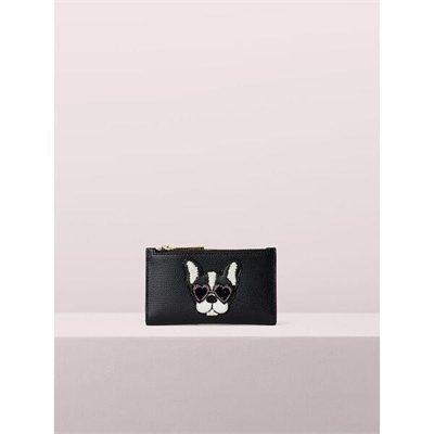 Fashion 4 - Antionette Novelty Small Slip Bifold Wallet