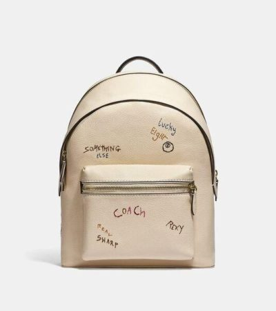 Fashion 4 - Charter Backpack With Embroidery