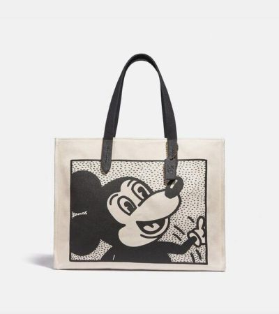 Fashion 4 - Disney Mickey Mouse X Keith Haring Tote 42