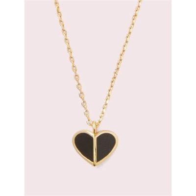 Fashion 4 - Heritage Spade Enamel Heart Mini Pendant