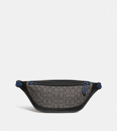 Fashion 4 - League Belt Bag In Signature Jacquard