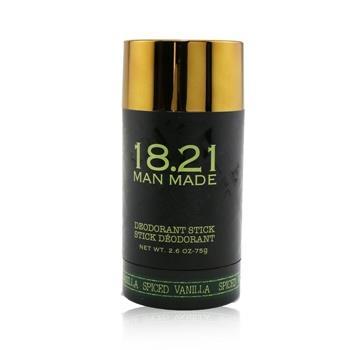 OJAM Online Shopping - 18.21 Man Made Deodorant Stick - # Spiced Vanilla 75g/2.6oz Men's Skincare