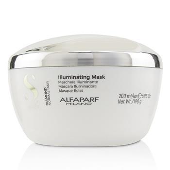 OJAM Online Shopping - AlfaParf Semi Di Lino Diamond Illuminating Mask (Normal Hair) 200ml/6.98oz Hair Care