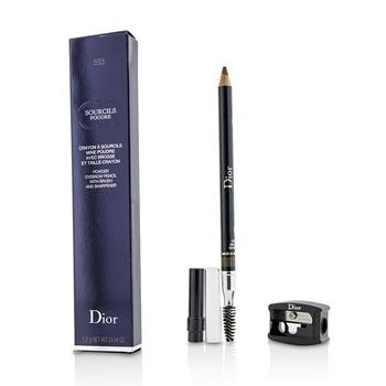 OJAM Online Shopping - Christian Dior Sourcils Poudre - # 593 Brown 1.2g/0.04oz Make Up