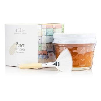OJAM Online Shopping - Farmhouse Fresh Honey Heel Glaze 88ml/3oz Skincare