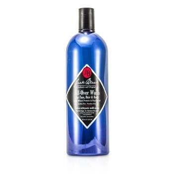 OJAM Online Shopping - Jack Black All Over Wash for Face
