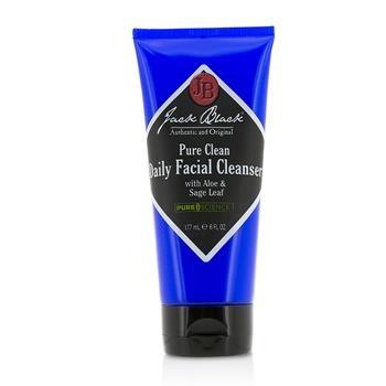 OJAM Online Shopping - Jack Black Pure Clean Daily Facial Cleanser 177ml/6oz Men's Skincare