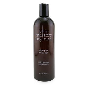 OJAM Online Shopping - John Masters Organics Shampoo For Fine Hair with Rosemary & Peppermint 473ml/16oz Hair Care