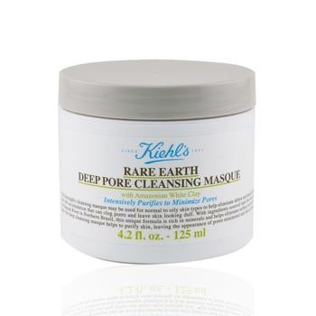 OJAM Online Shopping - Kiehl's Rare Earth Deep Pore Cleansing Masque 125ml/4.2oz Skincare