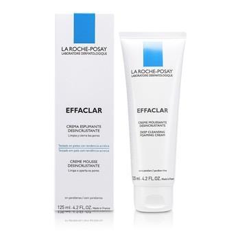 OJAM Online Shopping - La Roche Posay Effaclar Deep Cleansing Foaming Cream 125ml/4.2oz Skincare