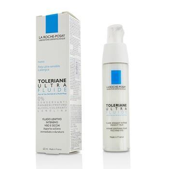 OJAM Online Shopping - La Roche Posay Toleriane Ultra Light Fluide - Intense Soothing Fluid Face & Eyes 40ml/1.35oz Skincare