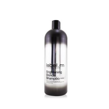 OJAM Online Shopping - Label.M Brightening Blonde Shampoo (Exp. Date: 11/2021) 1000ml/33.8oz Hair Care