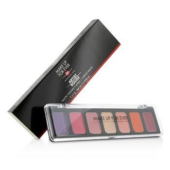 OJAM Online Shopping - Make Up For Ever Artist Rouge 7 Lipstick Palette - # 2 7x1g/0.03oz Make Up