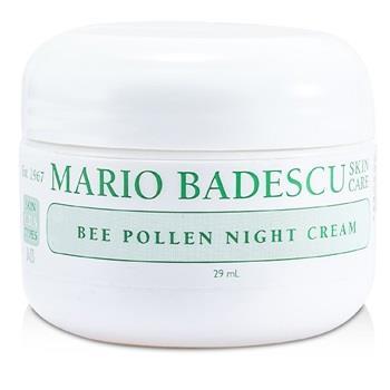 OJAM Online Shopping - Mario Badescu Bee Pollen Night Cream - For Combination/ Dry/ Sensitive Skin Types 29ml/1oz Skincare