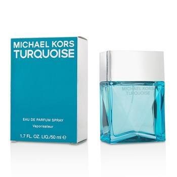 OJAM Online Shopping - Michael Kors Turquoise Eau De Parfum Spray 50ml/1.7oz Ladies Fragrance