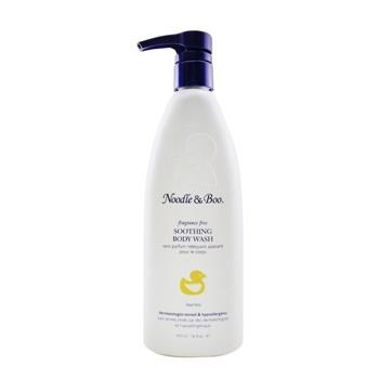 OJAM Online Shopping - Noodle & Boo Soothing Body Wash - Fragrance Free (Dermatologist-Tested & Hypoallergenic) 473ml/16oz Skincare