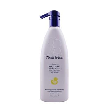 OJAM Online Shopping - Noodle & Boo Soothing Body Wash - Lavender (Dermatologist-Tested & Hypoallergenic) 473ml/16oz Skincare