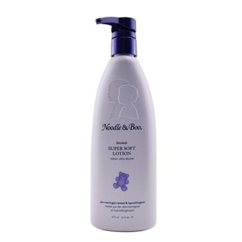OJAM Online Shopping - Noodle & Boo Super Soft Lotion - Lavender - For Face & Body (Dermatologist-Tested & Hypoallergenic) 473ml/16oz Skincare