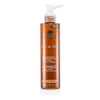 OJAM Online Shopping - Nuxe Reve De Miel Face Cleansing & Makeup Removing 200ml/6.7oz Skincare