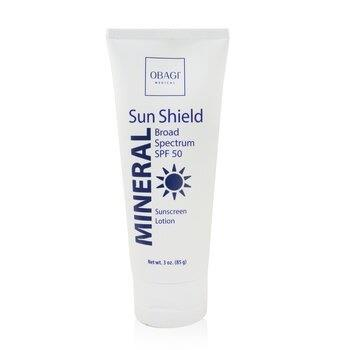 OJAM Online Shopping - Obagi Sun Shield Mineral Broad Spectrum SPF 50 Sunscreen Lotion 85g/3oz Skincare