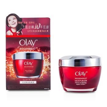 OJAM Online Shopping - Olay Regenerist Micro-Sculpting Super Cream 50g/1.7oz Skincare