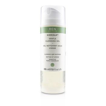 OJAM Online Shopping - Ren Evercalm Gentle Cleansing Gel (For Sensitive Skin) 150ml/5.1oz Skincare