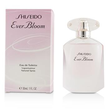 OJAM Online Shopping - Shiseido Ever Bloom Eau De Toilette Spray 30ml/1oz Ladies Fragrance