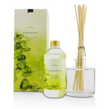 OJAM Online Shopping - Thymes Aromatic Diffuser - Eucalyptus 230ml/7.75oz Home Scent