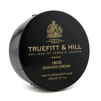 OJAM Online Shopping - Truefitt & Hill 1805 Shaving Cream 190g/6.7oz Men's Fragrance