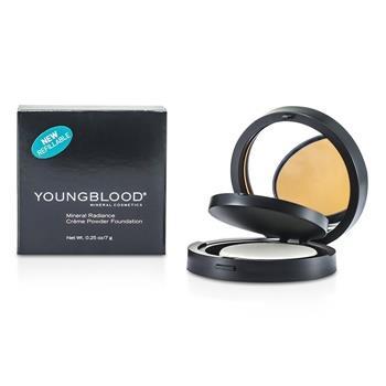 OJAM Online Shopping - Youngblood Mineral Radiance Creme Powder Foundation - # Tawnee 7g/0.25oz Make Up