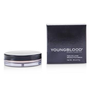 OJAM Online Shopping - Youngblood Natural Loose Mineral Foundation - Ivory 10g/0.35oz Make Up