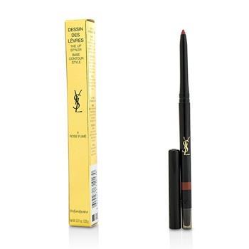 OJAM Online Shopping - Yves Saint Laurent Dessin Des Levres The Lip Styler - # 4 Rose Fume 0.35g/0.01oz Make Up