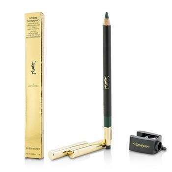 OJAM Online Shopping - Yves Saint Laurent Dessin Du Regard Lasting High Impact Color Eye Pencil - # 5 Vert Caprice 1.19g/0.04oz Make Up